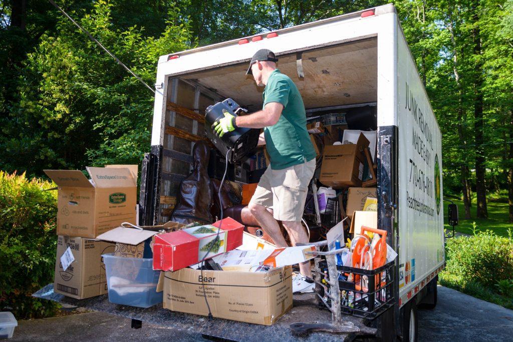 dubai junk removal