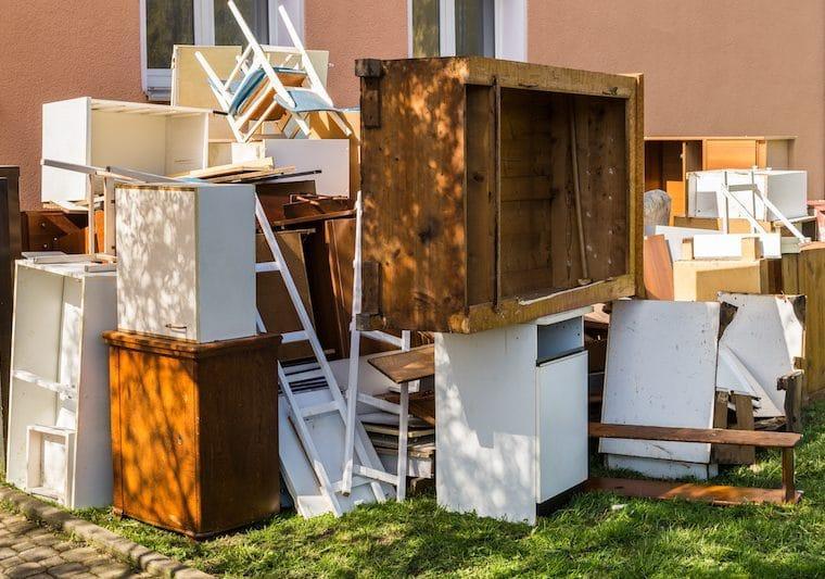 rubbish removal dubai
